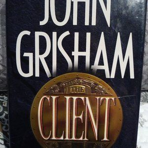 📚$7 The Client by John Grisham